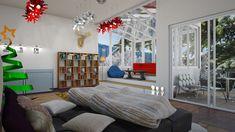 Roomstyler.com - Ski lodge