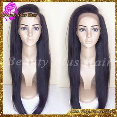 Online Shop 7A Grade Peruvian Virgin Hair Straight Lace Front wig Glueless Full Lace Human Hair Wigs For Black Women,Long Human Hair Wigs|Aliexpress Mobile