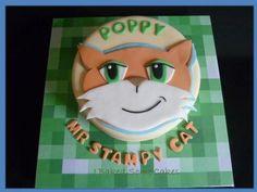 Minecraft - Mr Stampy Cat