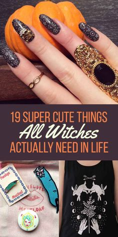 19 Super Stylish Things So You Can Dress Like A Witch Every Damn Day