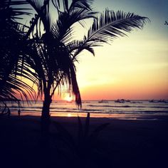 Tamarindo sunsets every day