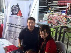 Angie Jiménez  Presidente de la FEDERACION DE FUTUROS EMPRESARIOS (UPR Ponce)  Nueva Alianza de ASOPYMES para desarrollar el empresarismo en los Jóvenes de nuestro País!