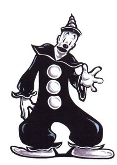 Koko The Clown by Boopoopadoop 1930s Cartoons, Dope Cartoons, Dope Cartoon Art, Shetland, Arte Sketchbook, Desenho Tattoo, Arte Horror, Movie Poster Art, Vintage Cartoon