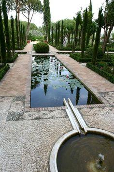 Galería Jardines Hispanoárabes de Manuel García | Paisajistas Marbella