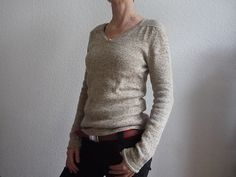 Ravelry: Mandel pattern by ANKESTRICK. Next sweater project. Almost time to get out the needles again!