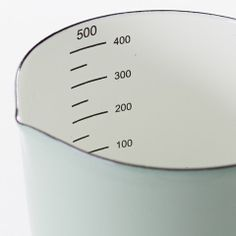 Enamel Measuring Cup - Seafoam Green