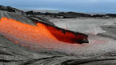 lava flow  via GIPHY