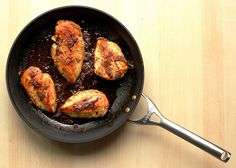 Honey Mustard Beer Chicken