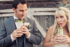 How To: Plan & Stock Your Own Wedding Reception Bar