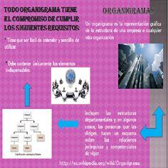 definicion de organigramas