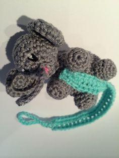 Elefanten Schnullerkette