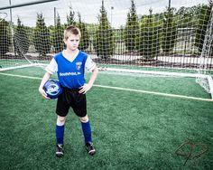 Soccer Sportrait