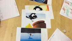 Karusellen: Läsläxa – Kooperativt lärande Polaroid Film