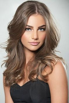 Hottest Brown Hair Color Ideas for 2016 | Haircuts, Hairstyles 2016 and Hair colors for short long medium hairstyles