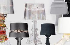 Designers reinventam luminária de Laviani