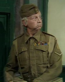 Clive Robert Benjamin Dunn, OBE January 1920 – 6 November was an English actor, comedian, artist and author, best known for his role as Lance-Corporal Jack Jones in the popular BBC sitcom Dad's Army. British Tv Comedies, Classic Comedies, British Comedy, British Actors, Comedy Actors, Comedy Series, Tv Series, Dad's Army, Lance Corporal