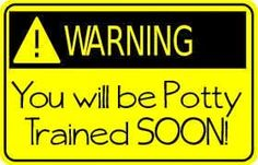 Chronicles of a Babywise Mom: Potty/Poop Training Tip: Give Fair Warning