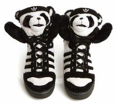 f635aa4e3e1 The Best Men s Shoes And Footwear   Jeremy Scott x adidas Originals by Originals  JS Panda Bear - SS 2011