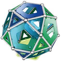 Geomag - Panels 180 piezas, juego de construcción (454): Amazon.es: Juguetes y juegos