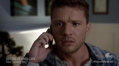 Secrets and Lies Season Finale Recap: Tom Murphy's Killer is Revealed | Secrets and Lies
