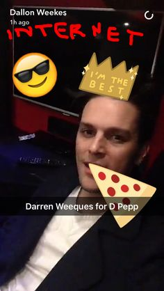 Dallon weekes snapchat