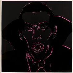 Dracula   Andy Warhol, Dracula (1981)