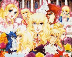 The Rose of Versailles - Riyoko Ikeda