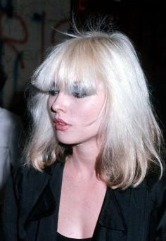 Debbie Harry by frantek