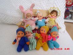Puppenkleidung MÜTZE für Puppen 41-45 cm Babypuppen & Zubehör Puppen & Zubehör
