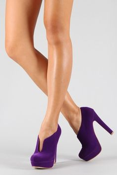 I think these shoes are fun! The style perfect .... The color would me new for me!