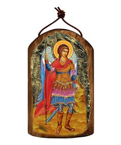 Another great find on #zulily! St. Michael the Archangel Icon Ornament by G.DeBrekht #zulilyfinds