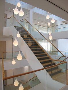 Liquid Lights for Next.  #BenjaminHopf #StudioBenjaminHopf #Lighting #Interior #Design #Lamp #BuerofuerForm