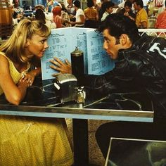 Sandy&Danny - 'Grease' is the word