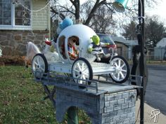 what a cool mailbox..