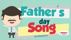 Daddy Is His Name O   Father's Day Song for Kids   The Kiboomers