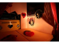 Lovebus-1-im-Swingerclub-Hollywood Hollywood, Events, Home Decor, Erotic, Happenings, Homemade Home Decor, Interior Design, Home Interior Design, Decoration Home