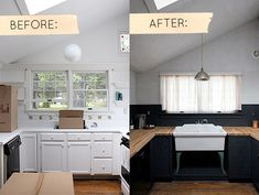 Before & After: Hudson Valley Home Transformation #beforeandafter