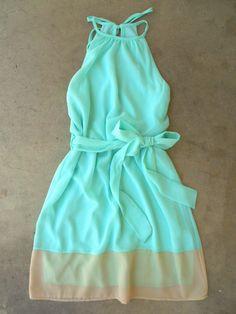 Breezy Shoreline Dress