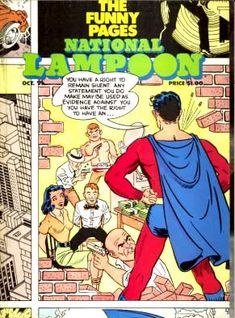 National Lampoon #79 - October 1976