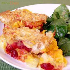 Thanksgiving Pilgrim Bake by Carla Hall! #TheChew