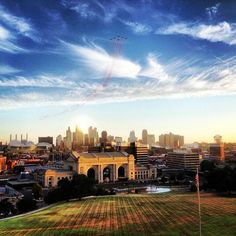 An arts district, an entertainment district and (arguably) the nation's best barbecue are just the start. Take a tour of Missouri's second-largest city through the inspired eyes of Instagrammers.