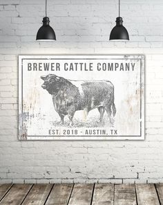 Vintage Farmhouse Decor Personalized Home Decor Farm Sign - Personalized Gift Ideas for Modern Farmhouse Wall Art - Cattle Company Name Sign - Est Family Sign Farmhouse Wall Art, Country Farmhouse Decor, Rustic Decor, Industrial Farmhouse, Vintage Farmhouse, Farmhouse Style, Farmhouse Design, Farmhouse Bench, Farmhouse Kitchens