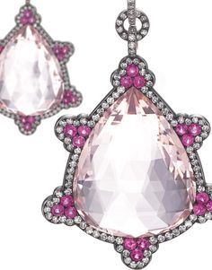 Jewels by JAR - these will also be auctioned by Sotheby's Geneva - Nov 2014
