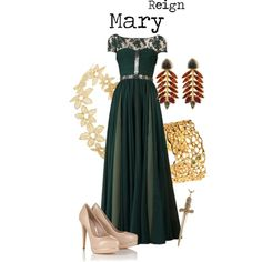 """""""Mary, Queen of Scots"""" by charlizard on Polyvore"""