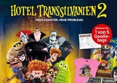 Gewinne mit #Weltbild und etwas Glück tolle und exklusive Hotel Transsilvanien 2 Fanartikel. https://www.alle-gewinnspiele.ch/gewinne-hotel-transsilvanien-fanartikel/