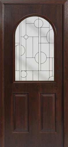 Olympus style #composite #door with 'Eden' glass.