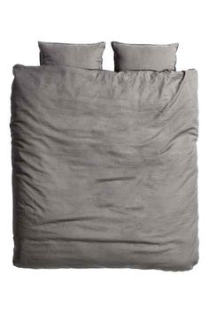 Linen duvet cover set | H&M