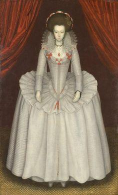 Lady Catherine Smythe Scott, Unknown, 1610, Gift of Mr. and Mrs. James MacLamroc