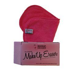 Camera Ready Cosmetics™ - The Makeup Eraser, $19.99 (http://camerareadycosmetics.com/products/the-makeup-eraser.html)