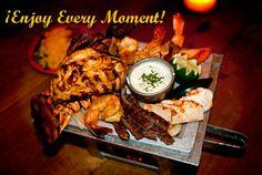 El Tiempo Cantina, Houston! Amazing food!!!